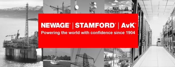 NEWAGE, STAMFORD | AvK Alternators. Established 1904.