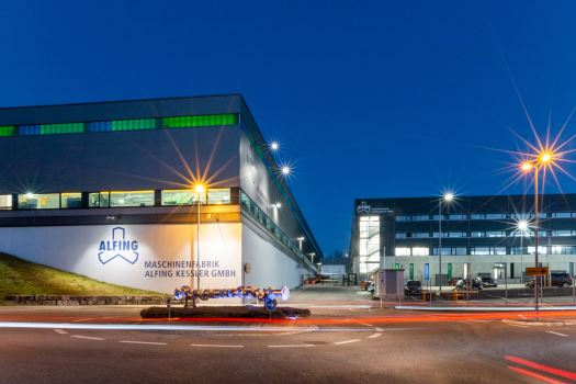 Maschinenfabrik Alfing Kessler GmbH