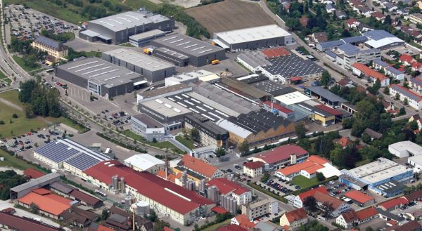 Voith Turbo in Crailsheim, Germany