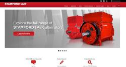 Cummins Generator Technologies releases new flagship website