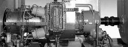 OPRA OP16 Gas Turbine